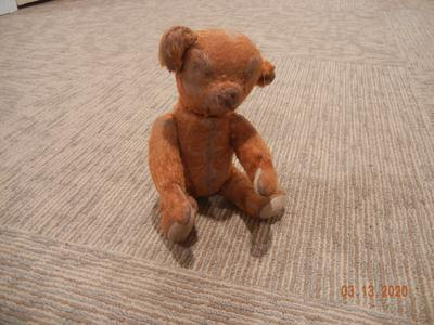 1930ish Somerset PA area Teddy Bear