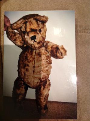 1938 teddy bear