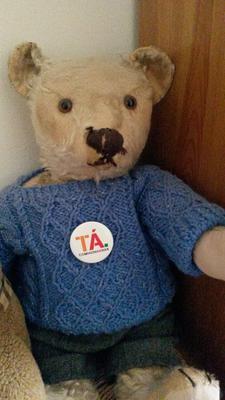 1940's Teddy Bear