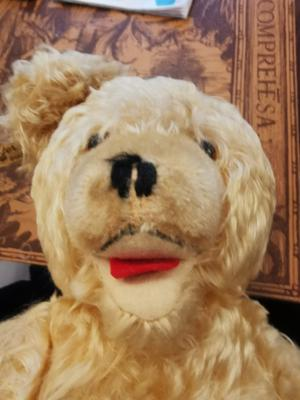 1960s Teddy Bear