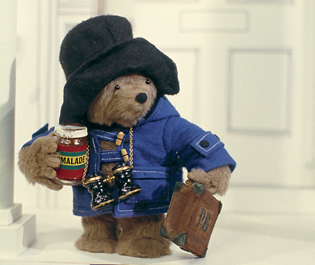 1975 Tv Paddington Bear
