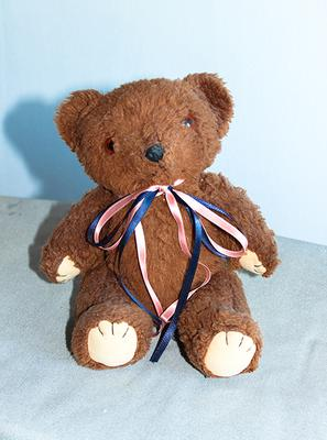 1980's teddy bear
