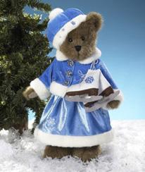 Katerina Winterbeary boyds bear