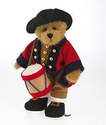 Nathaniel boyds bear