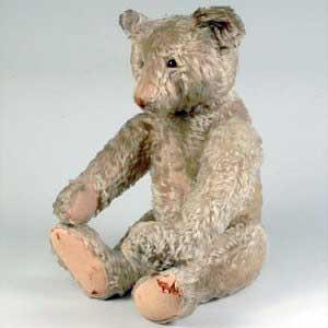 Steiff Mohair Bear
