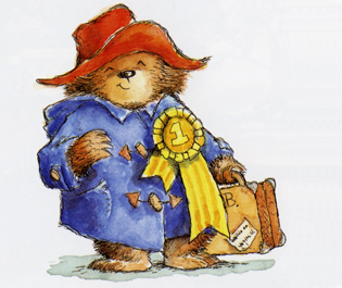 R.W. Alley Paddington Bear