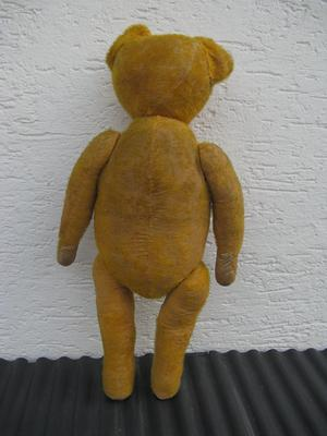 German Teddy Bear back view