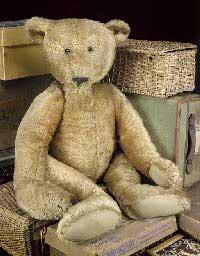 Antique Steiff Bear