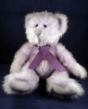 Aphrodite Russ Berrie Bear