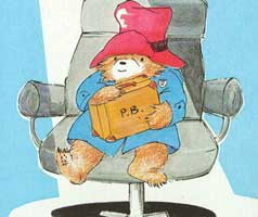Barry Macey Paddington Bear