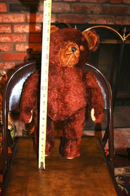 Bear With Googley Eyes