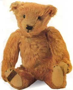 Blissful early Bruin Manufacturing Co Teddy Bear