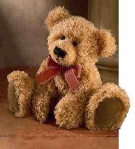 Brawson Russ Berrie bear