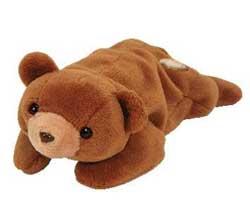 Brownie the bear Ty beanie baby