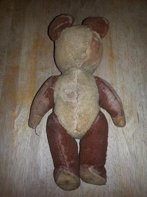 back view of my bear