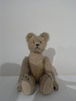 Old Teddy Bear