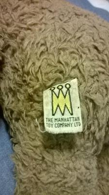 Manhattan Toy Company label