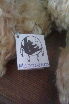 Moonbear label