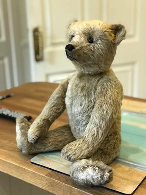 Cornish teddy bear