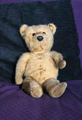 Daddy Teddy Bear