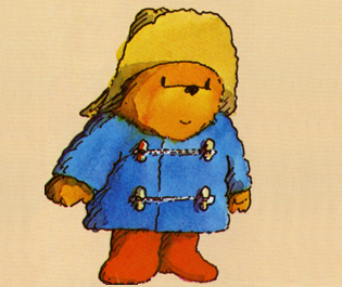 David Mckee Paddington Bear