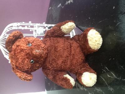 Freddie Onion Bear