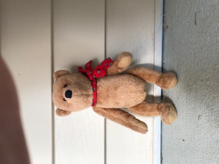Gae Sharp Jointed Teddy Bear