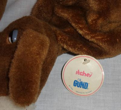 Gund label