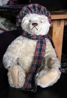 Hamish Steiff Bear
