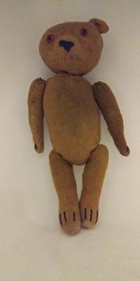 Front view of Teddy Bear