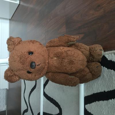 1980s teddy bear