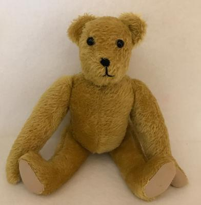 lovely golden teddy bear
