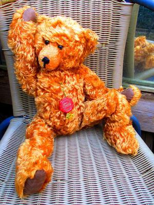Posable teddy bear