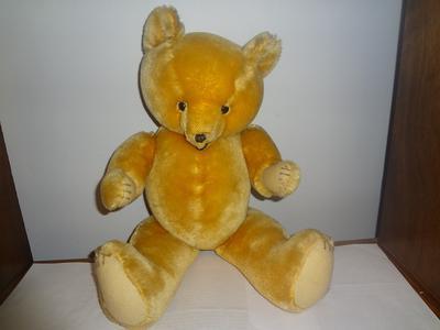 Hunchback Teddy Bear