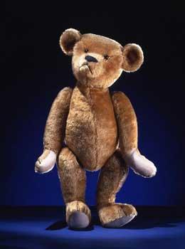 First Teddy Bear