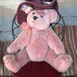 Lady Lilac bear