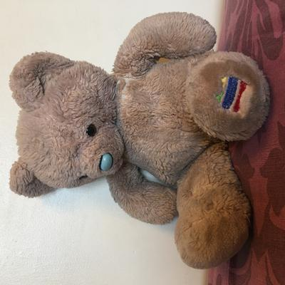Late 1980s UK bear
