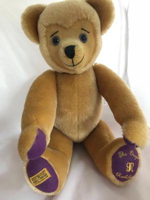 merrythought teddy bear