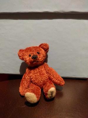 miniature teddy bear