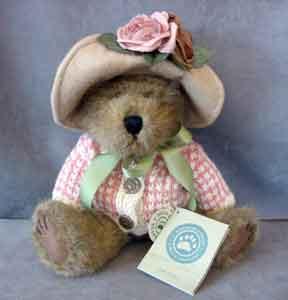 Mrs mertz Boyd Bear 1999