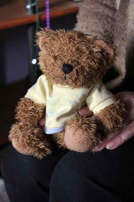 Mr Tidds My Bear