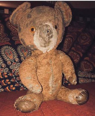 Theodore E. Bear teddy bear