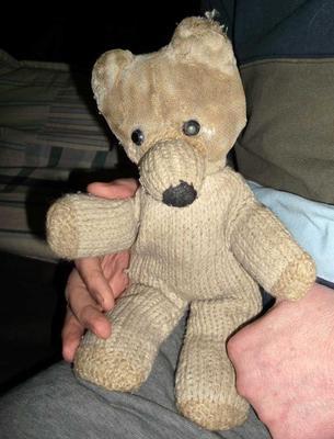 Teebs my bear