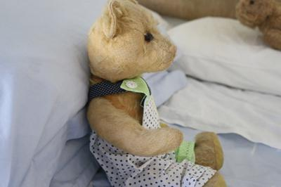 No 1 my old teddy