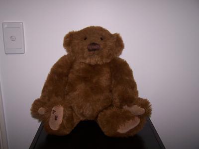 JB bear front