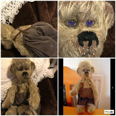 Mystery Teddy Bear