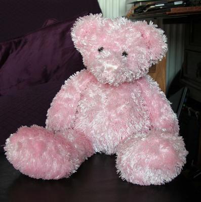 No Name Pink Bear