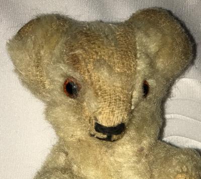 chad Valley teddy bear face