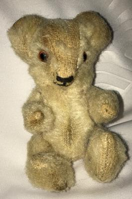 Old Chad Valley teddy bear