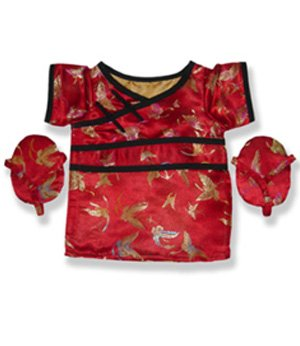 Oriental Teddy Bear Clothes